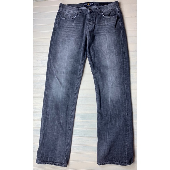 Lucky Brand Other - Lucky Brand 221  Original Straight Leg Grey
